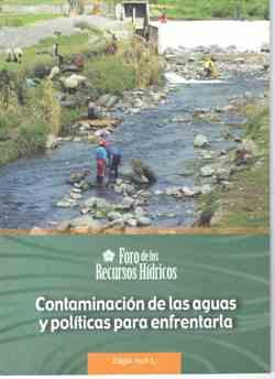 Contaminación de las aguas y políticas para enfrentarla